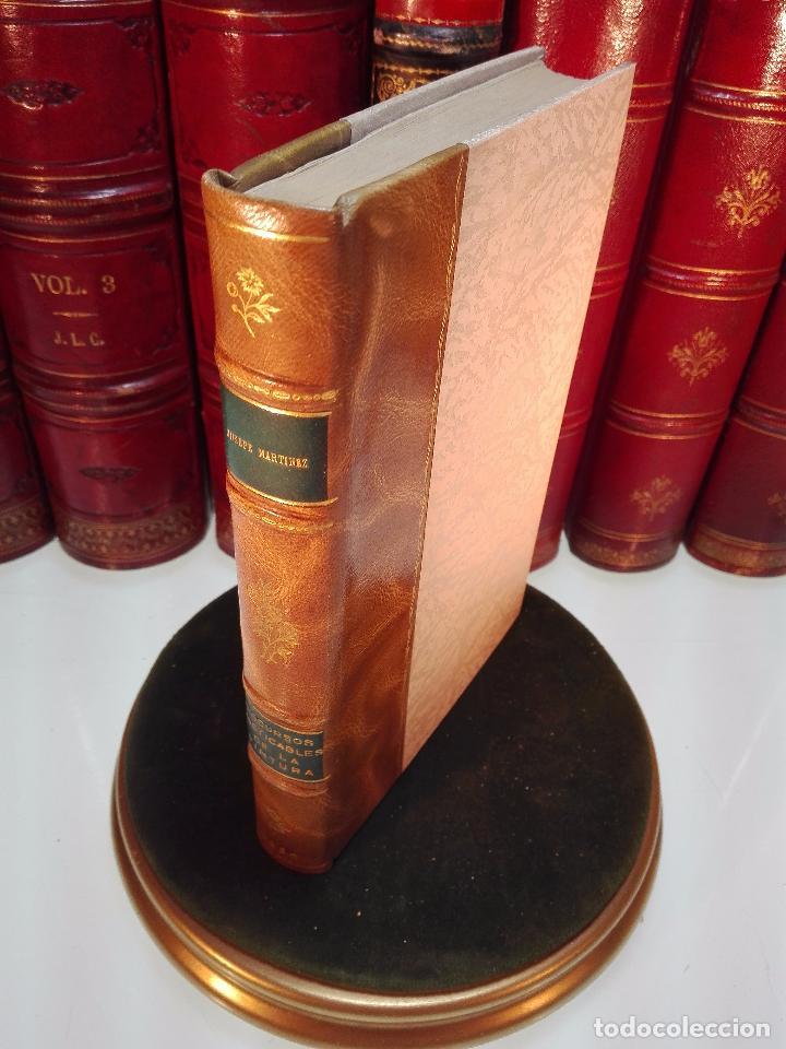 DISCURSOS PRACTICABLES DEL NOBILÍSIMO ARTE DE LA PINTURA - JUSEPE MARTÍNEZ -POR JULIÁN GÁLLEGO -1950 (Libros Antiguos, Raros y Curiosos - Bellas artes, ocio y coleccion - Pintura)