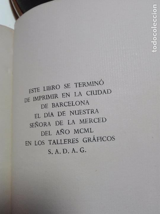 Libros antiguos: DISCURSOS PRACTICABLES DEL NOBILÍSIMO ARTE DE LA PINTURA - JUSEPE MARTÍNEZ -POR JULIÁN GÁLLEGO -1950 - Foto 4 - 102683575