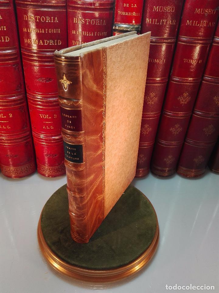 TRAITÉ DE LA PEINTURE - LÉONARD DE VINCI - PÉLADAN - PARIS - LIBRAIRIE DELAGRAVE - 1928 - (Libros Antiguos, Raros y Curiosos - Bellas artes, ocio y coleccion - Pintura)