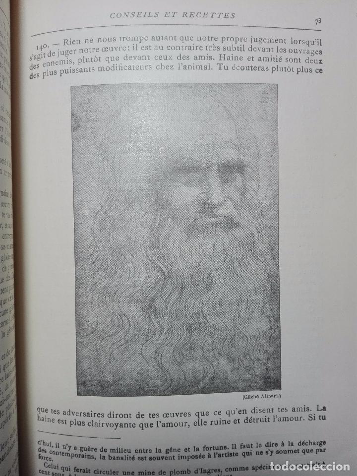 Libros antiguos: TRAITÉ DE LA PEINTURE - LÉONARD DE VINCI - PÉLADAN - PARIS - LIBRAIRIE DELAGRAVE - 1928 - - Foto 4 - 103142063
