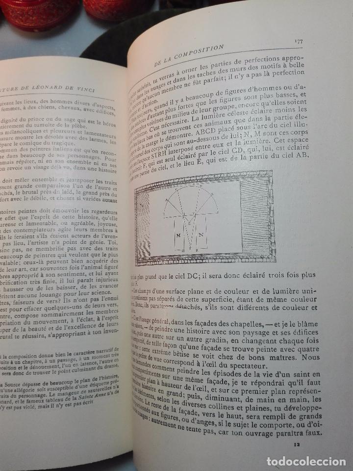 Libros antiguos: TRAITÉ DE LA PEINTURE - LÉONARD DE VINCI - PÉLADAN - PARIS - LIBRAIRIE DELAGRAVE - 1928 - - Foto 5 - 103142063