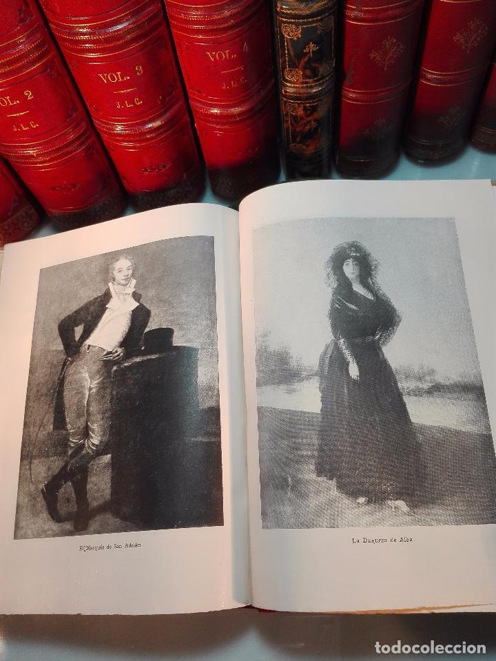 Libros antiguos: GOYA EN ZIG ZAG - BOSQUEJO DE INTERPRETACIÓN BIOGRÁFICA POR JUAN DE LA ENCINA - ESPASA-CALPE - - Foto 4 - 103142755