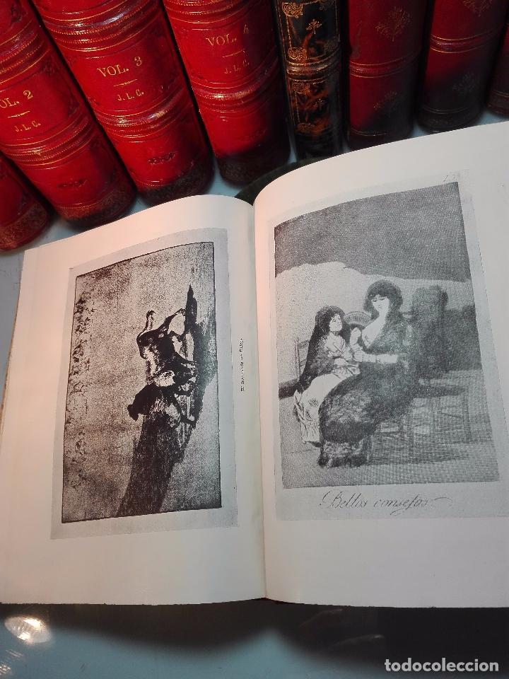 Libros antiguos: GOYA EN ZIG ZAG - BOSQUEJO DE INTERPRETACIÓN BIOGRÁFICA POR JUAN DE LA ENCINA - ESPASA-CALPE - - Foto 5 - 103142755