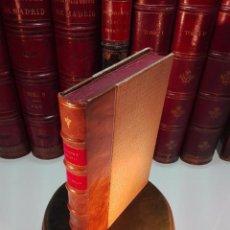 Libros antiguos: LES MAITRES DE L'ART - HOLBEIN - FRANÇOIS BENOIT - PARIS - LIBRAIRIE DE L'ART ANCIEN ET MODERNE - . Lote 103604175