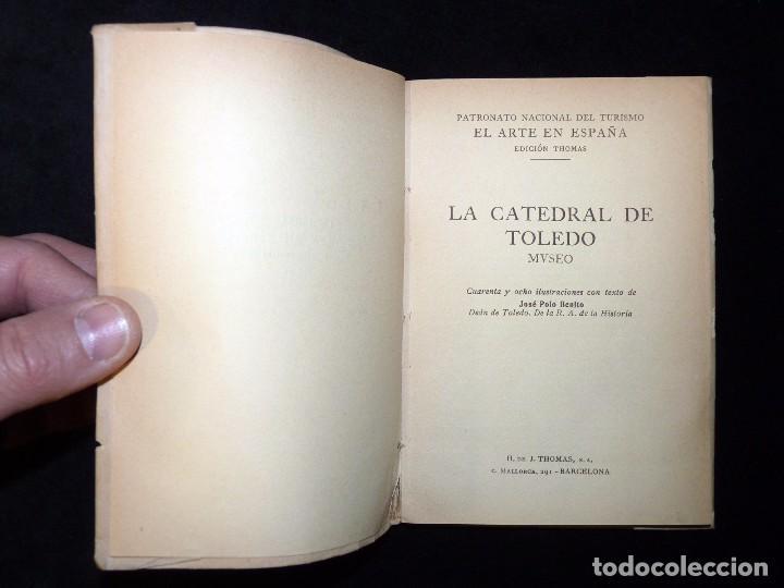 Libros antiguos: EL ARTE EN ESPAÑA. PATRONATO NACIONAL DE TURISMO. 2 TOMOS. Nº 22 y 26. ED. THOMAS, AÑOS 20 - Foto 3 - 104423879