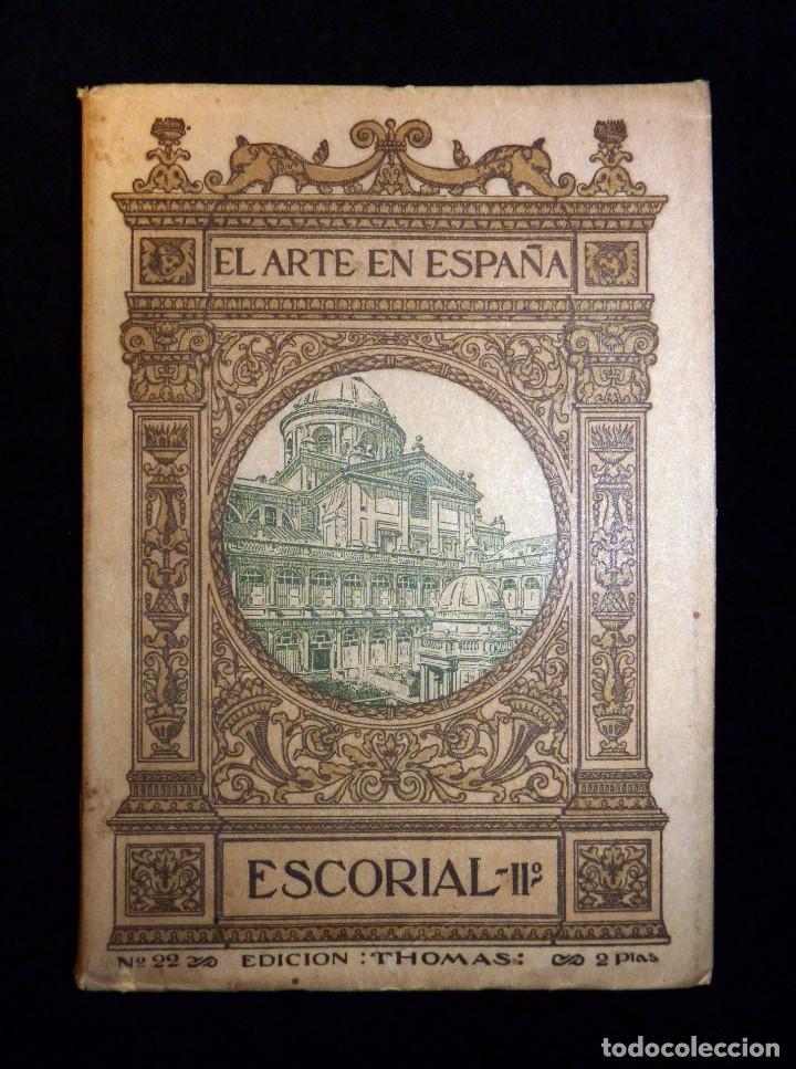 Libros antiguos: EL ARTE EN ESPAÑA. PATRONATO NACIONAL DE TURISMO. 2 TOMOS. Nº 22 y 26. ED. THOMAS, AÑOS 20 - Foto 5 - 104423879