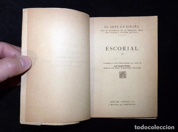 Libros antiguos: EL ARTE EN ESPAÑA. PATRONATO NACIONAL DE TURISMO. 2 TOMOS. Nº 22 y 26. ED. THOMAS, AÑOS 20 - Foto 6 - 104423879