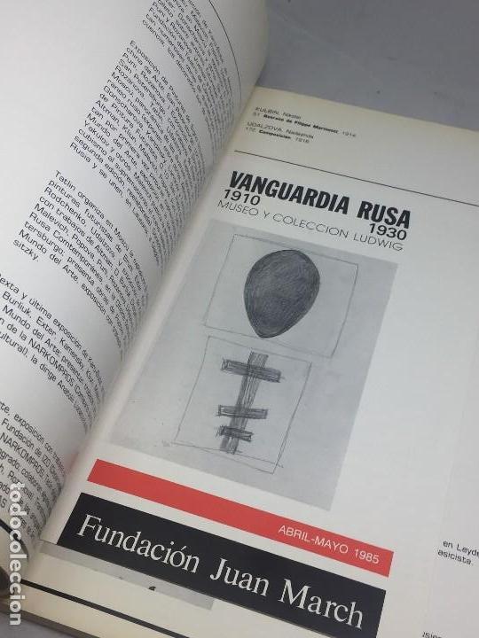 Libros antiguos: Vanguardia Rusa 1910 1930 Museo y Colección Ludwig 1985 - Foto 3 - 105458583