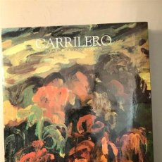 Libros antiguos: JORGE CELA TRULOCK. CARRILLERO. PAISAJES, BODEGONES, RETRATOS. . Lote 105695427