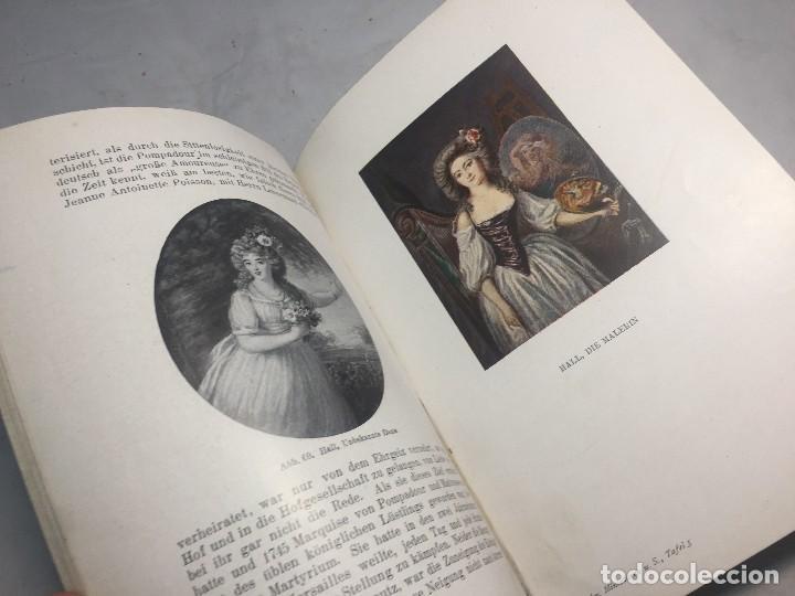Libros antiguos: Miniaturen und Silhouetten Max Boehn Munchen 1919 Estudio miniatura y siluetas estudio ilustrado - Foto 4 - 106600575