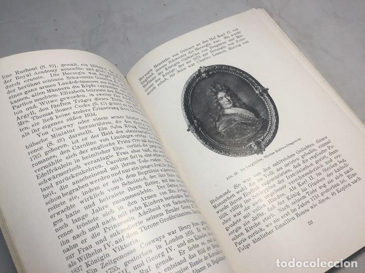 Libros antiguos: Miniaturen und Silhouetten Max Boehn Munchen 1919 Estudio miniatura y siluetas estudio ilustrado - Foto 5 - 106600575