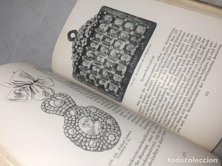 Libros antiguos: Miniaturen und Silhouetten Max Boehn Munchen 1919 Estudio miniatura y siluetas estudio ilustrado - Foto 11 - 106600575