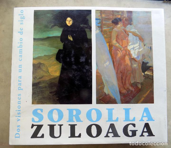 SOROLLA ZULOAGA. VISIONES PARA UN CAMBIO DE SIGLO. 1998 GRAN FORMATO W (Libros Antiguos, Raros y Curiosos - Bellas artes, ocio y coleccion - Pintura)