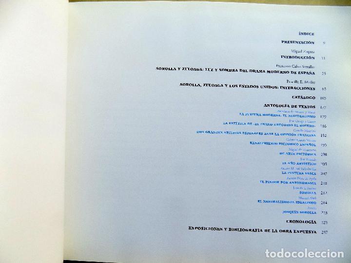 Libros antiguos: SOROLLA ZULOAGA. VISIONES PARA UN CAMBIO DE SIGLO. 1998 GRAN FORMATO W - Foto 2 - 136546498
