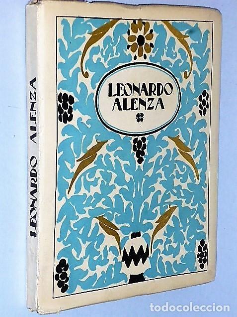 LEONARDO ALENZA (Libros Antiguos, Raros y Curiosos - Bellas artes, ocio y coleccion - Pintura)