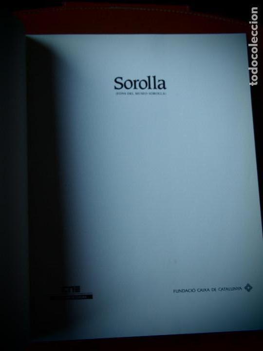 Libros antiguos: Sorolla (Fons del Museo Sorolla) - Foto 2 - 107341907