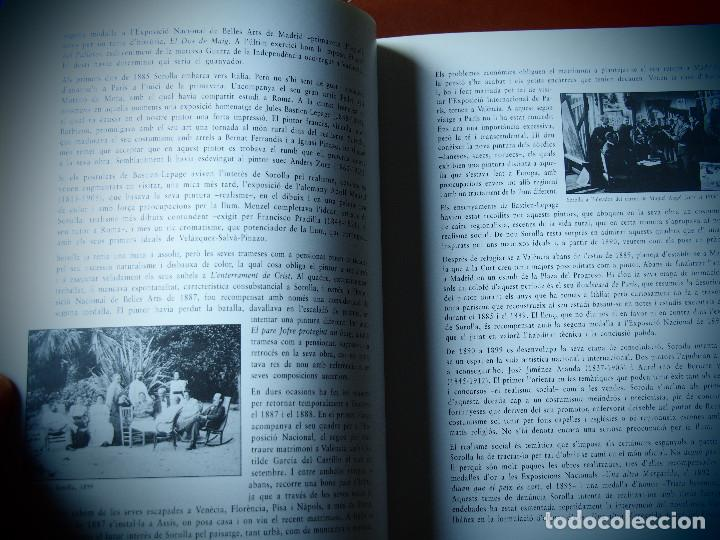 Libros antiguos: Sorolla (Fons del Museo Sorolla) - Foto 5 - 107341907