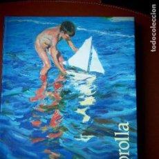Libros antiguos: SOROLLA (FONS DEL MUSEO SOROLLA). Lote 107341907