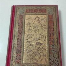 Libros antiguos: MURILLO EL HOMBRE EL ARTISTA Y LAS OBRAS 1886 ILUSTRADO. Lote 108628839