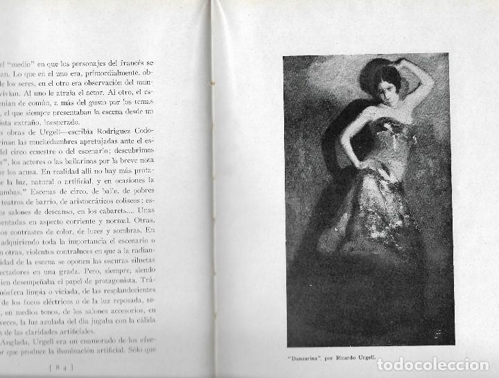 Libros antiguos: ARTISTAS CATALANES - MADRID 1929 - BIBLIOTECA ASCASIBAR - POR PEDRO G. CAMIO - VER FOTOS - Foto 3 - 109302123