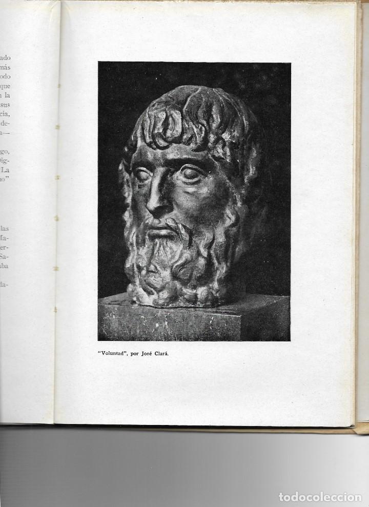 Libros antiguos: ARTISTAS CATALANES - MADRID 1929 - BIBLIOTECA ASCASIBAR - POR PEDRO G. CAMIO - VER FOTOS - Foto 4 - 109302123
