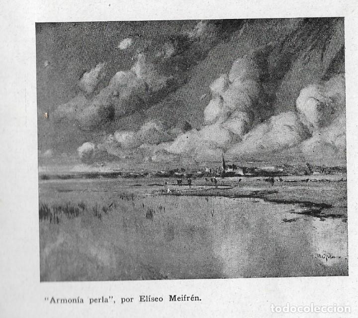 Libros antiguos: ARTISTAS CATALANES - MADRID 1929 - BIBLIOTECA ASCASIBAR - POR PEDRO G. CAMIO - VER FOTOS - Foto 5 - 109302123