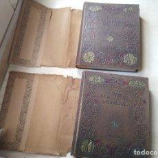 Libros antiguos: JOYAS DE LA PINTURA RELIGIOSA DOS TOMOS 1927 Y 1929. LÁMINAS COLOR.. Lote 109545383