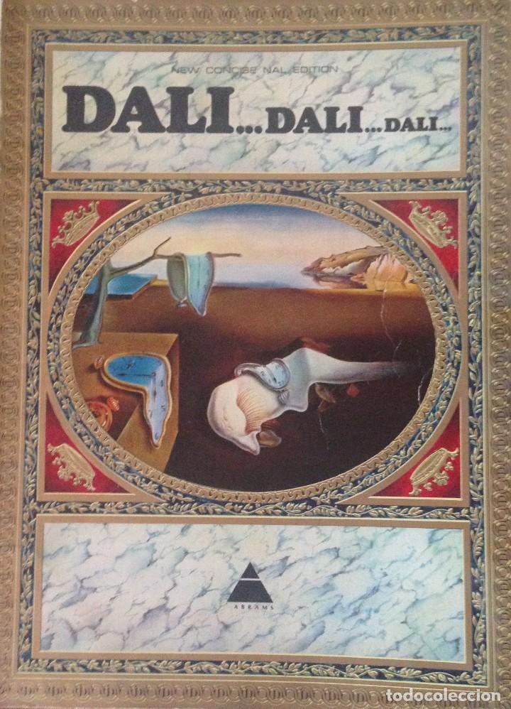 DALI DALI (Libros Antiguos, Raros y Curiosos - Bellas artes, ocio y coleccion - Pintura)