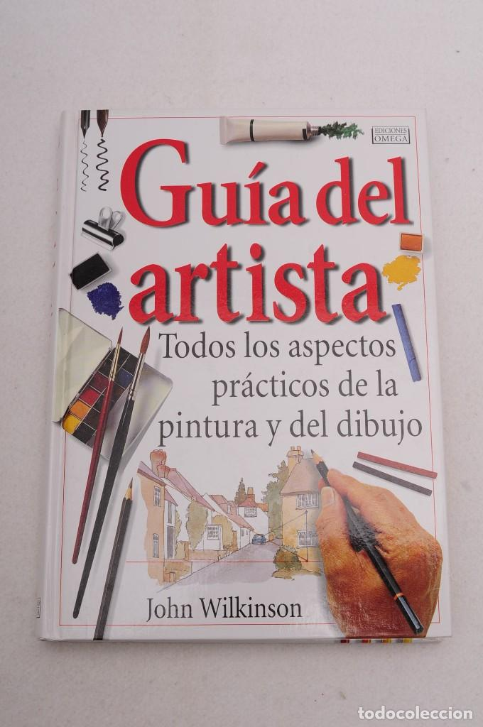 Libros antiguos: GUÍA DEL ARTISTA – CURSO COMPLETO DE DIBUJO & PINTURA - EL RINCÓN DEL PINTOR. ACUARELA (7 LIBROS) - Foto 13 - 111449519