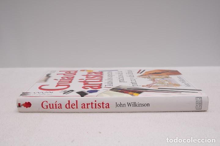 Libros antiguos: GUÍA DEL ARTISTA – CURSO COMPLETO DE DIBUJO & PINTURA - EL RINCÓN DEL PINTOR. ACUARELA (7 LIBROS) - Foto 14 - 111449519