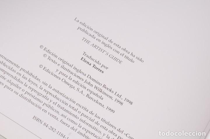 Libros antiguos: GUÍA DEL ARTISTA – CURSO COMPLETO DE DIBUJO & PINTURA - EL RINCÓN DEL PINTOR. ACUARELA (7 LIBROS) - Foto 16 - 111449519