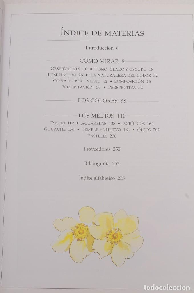Libros antiguos: GUÍA DEL ARTISTA – CURSO COMPLETO DE DIBUJO & PINTURA - EL RINCÓN DEL PINTOR. ACUARELA (7 LIBROS) - Foto 17 - 111449519