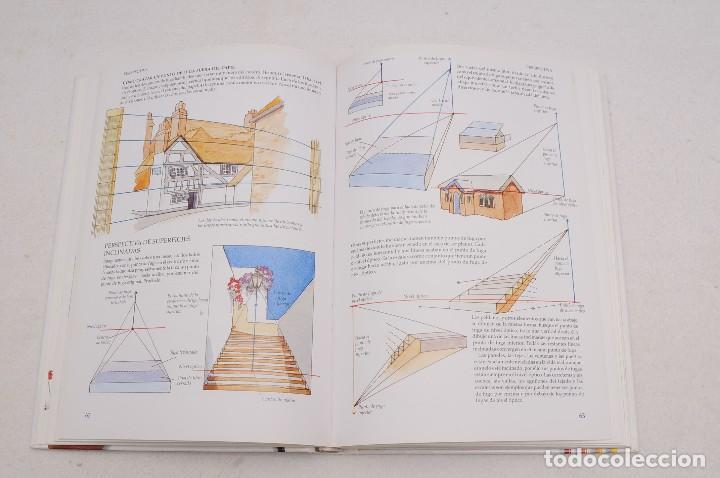 Libros antiguos: GUÍA DEL ARTISTA – CURSO COMPLETO DE DIBUJO & PINTURA - EL RINCÓN DEL PINTOR. ACUARELA (7 LIBROS) - Foto 18 - 111449519