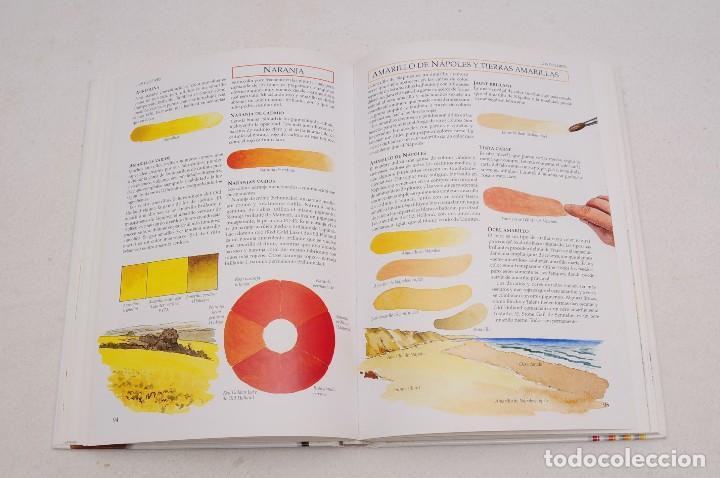 Libros antiguos: GUÍA DEL ARTISTA – CURSO COMPLETO DE DIBUJO & PINTURA - EL RINCÓN DEL PINTOR. ACUARELA (7 LIBROS) - Foto 19 - 111449519