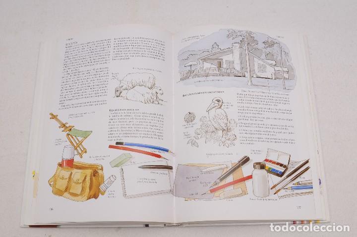 Libros antiguos: GUÍA DEL ARTISTA – CURSO COMPLETO DE DIBUJO & PINTURA - EL RINCÓN DEL PINTOR. ACUARELA (7 LIBROS) - Foto 20 - 111449519