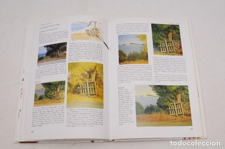 Libros antiguos: GUÍA DEL ARTISTA – CURSO COMPLETO DE DIBUJO & PINTURA - EL RINCÓN DEL PINTOR. ACUARELA (7 LIBROS) - Foto 22 - 111449519