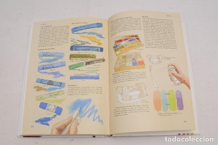 Libros antiguos: GUÍA DEL ARTISTA – CURSO COMPLETO DE DIBUJO & PINTURA - EL RINCÓN DEL PINTOR. ACUARELA (7 LIBROS) - Foto 23 - 111449519