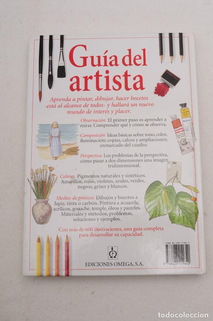 Libros antiguos: GUÍA DEL ARTISTA – CURSO COMPLETO DE DIBUJO & PINTURA - EL RINCÓN DEL PINTOR. ACUARELA (7 LIBROS) - Foto 24 - 111449519