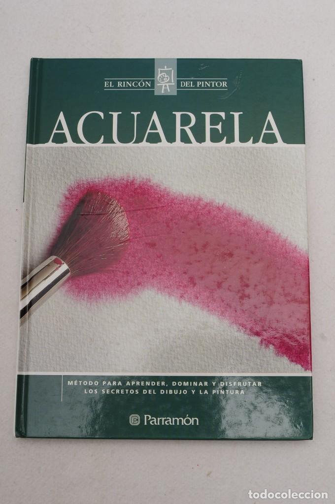 Libros antiguos: GUÍA DEL ARTISTA – CURSO COMPLETO DE DIBUJO & PINTURA - EL RINCÓN DEL PINTOR. ACUARELA (7 LIBROS) - Foto 25 - 111449519