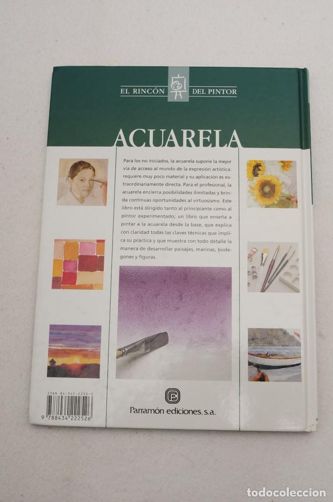 Libros antiguos: GUÍA DEL ARTISTA – CURSO COMPLETO DE DIBUJO & PINTURA - EL RINCÓN DEL PINTOR. ACUARELA (7 LIBROS) - Foto 32 - 111449519