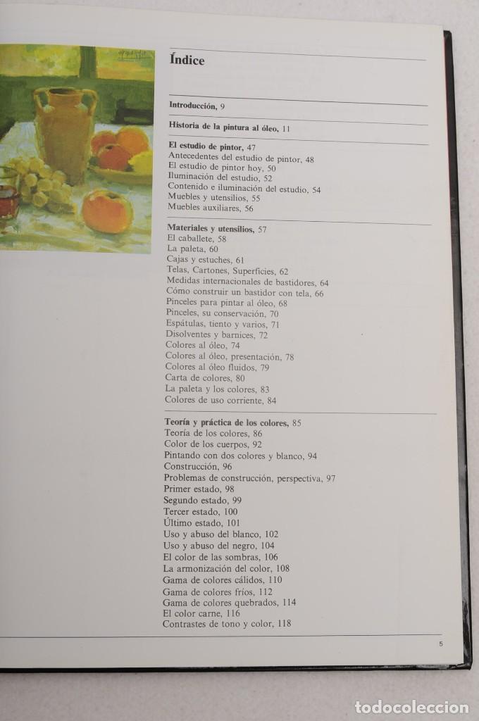 Libros antiguos: GUÍA DEL ARTISTA – CURSO COMPLETO DE DIBUJO & PINTURA - EL RINCÓN DEL PINTOR. ACUARELA (7 LIBROS) - Foto 37 - 111449519