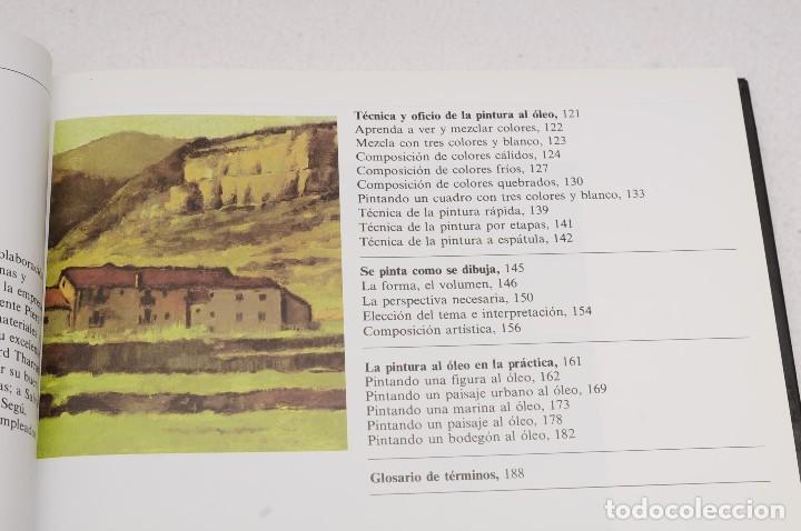 Libros antiguos: GUÍA DEL ARTISTA – CURSO COMPLETO DE DIBUJO & PINTURA - EL RINCÓN DEL PINTOR. ACUARELA (7 LIBROS) - Foto 38 - 111449519