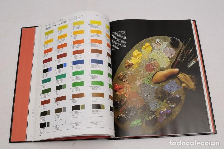 Libros antiguos: GUÍA DEL ARTISTA – CURSO COMPLETO DE DIBUJO & PINTURA - EL RINCÓN DEL PINTOR. ACUARELA (7 LIBROS) - Foto 39 - 111449519
