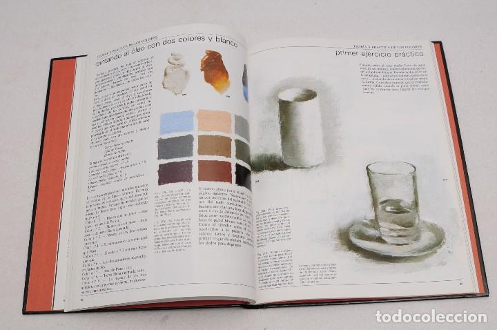 Libros antiguos: GUÍA DEL ARTISTA – CURSO COMPLETO DE DIBUJO & PINTURA - EL RINCÓN DEL PINTOR. ACUARELA (7 LIBROS) - Foto 40 - 111449519
