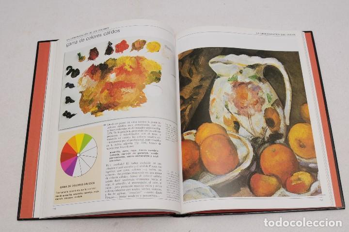 Libros antiguos: GUÍA DEL ARTISTA – CURSO COMPLETO DE DIBUJO & PINTURA - EL RINCÓN DEL PINTOR. ACUARELA (7 LIBROS) - Foto 41 - 111449519