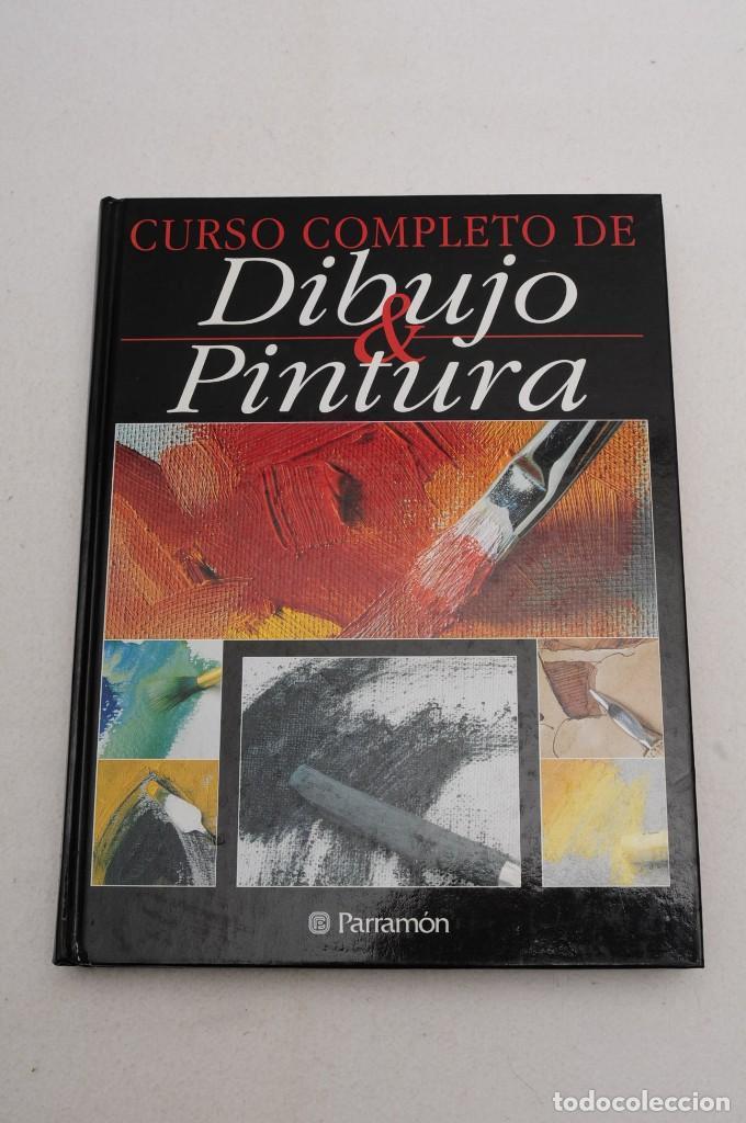 Libros antiguos: GUÍA DEL ARTISTA – CURSO COMPLETO DE DIBUJO & PINTURA - EL RINCÓN DEL PINTOR. ACUARELA (7 LIBROS) - Foto 44 - 111449519