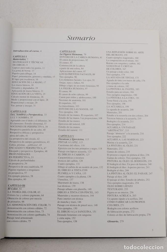 Libros antiguos: GUÍA DEL ARTISTA – CURSO COMPLETO DE DIBUJO & PINTURA - EL RINCÓN DEL PINTOR. ACUARELA (7 LIBROS) - Foto 48 - 111449519