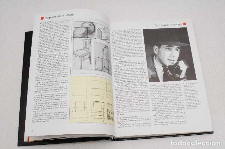 Libros antiguos: GUÍA DEL ARTISTA – CURSO COMPLETO DE DIBUJO & PINTURA - EL RINCÓN DEL PINTOR. ACUARELA (7 LIBROS) - Foto 49 - 111449519