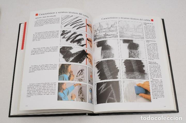 Libros antiguos: GUÍA DEL ARTISTA – CURSO COMPLETO DE DIBUJO & PINTURA - EL RINCÓN DEL PINTOR. ACUARELA (7 LIBROS) - Foto 50 - 111449519