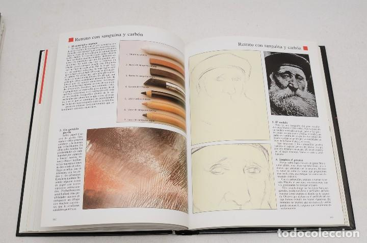 Libros antiguos: GUÍA DEL ARTISTA – CURSO COMPLETO DE DIBUJO & PINTURA - EL RINCÓN DEL PINTOR. ACUARELA (7 LIBROS) - Foto 51 - 111449519